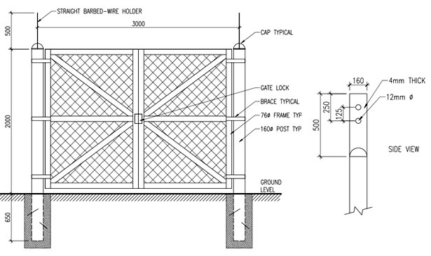 Y Fence Post | Anderil Steel Fence Posts Co.,Ltd.