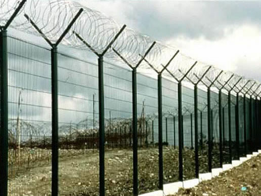 Security Steel Fence Anderil Steel Fence Posts Co Ltd